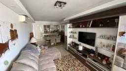 Apartamento com 3 dormitórios à venda, 141 m² por R$ 850.000,00 - Jardim Atlântico - Flori