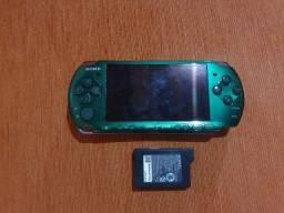 (PSP) PlayStation portátil edição limitada metal gear Solid Novo