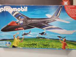 Playmobil 4215 Jet Team Planador