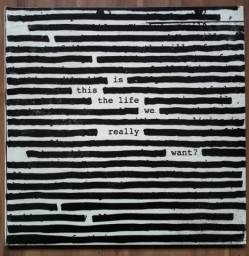 LP Vinil Roger Waters - Is This The Life We Really Want? - Duplo import