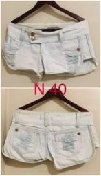 Desapego- Shorts jeans