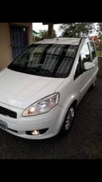 Lindíssima Fiat Idea Atractive 2012 1.4 completa