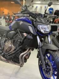 Yamaha Mt-07 Abs 2020 0km