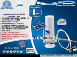 Filtro Purificador de água Single 230 - Entrega e Instalação Grátis
