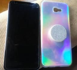 Samsung J4 Core Cor Cobre Semi Novo