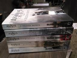 Livros Assassins Creed
