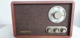 Retro bluetooth radio-novo lacrado
