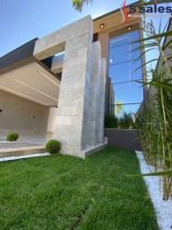 Qualidade de vida!! Casa Luxuosa com 3 Suítes - Lazer completo - Vicente Pires