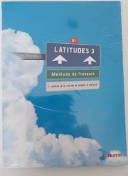 Latitudes 3 - Livre De L´eleve + Audio Cd - Curso Francês