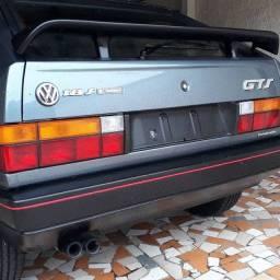 Gol GTS 1992 Cinza Andino