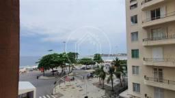 Apartamento à venda com 1 dormitórios em Copacabana, Rio de janeiro cod:886344