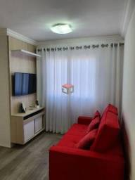 Apartamento à venda, 2 quartos, 1 vaga, Utinga - Santo André/SP