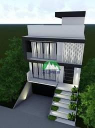 Sobrado com 3 dormitórios à venda, 258 m² por R$ 997.000,00 - Campo Comprido - Curitiba/PR