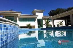 Casa com 4 dormitórios à venda, 1100 m² por R$ 6.800.000 - Condomínio Amendoeiras - Lagoa