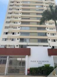 Ed. Park Residence - 146m² 3 suítes / Sol da manhã / 3 vagas de garagem / Comp. Planejados