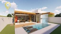 Casa com 4 dormitórios à venda, 206 m² por R$ 1.300.000 - Boulevard Lagoa - Serra/ES