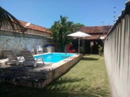 Casa linear com piscina!
