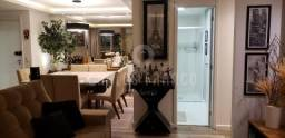 Apartamento sofisticado 148m², alto padrão, entrada de luz natural , com lazer completo e