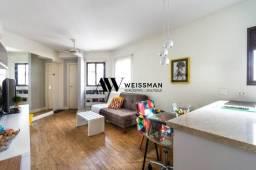 Apartamento à venda com 1 dormitórios em Bela vista, São paulo cod:8945