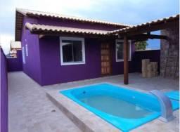Ks129/ Lindinha casa / piscina área gourmet