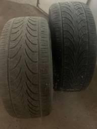 Jogo de pneus delinte medida 245/45 R20