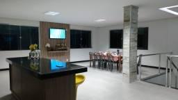 Mansão com 480 m², bairro do Marco, lazer completo