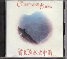 CD - The Chieftains In China (live)