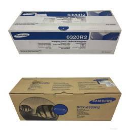Lote com 2 Unidade de Imagem Samsung SCX6320R2 Original Novo