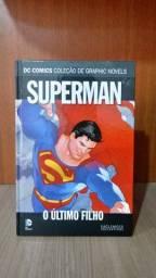 Graphic Novel Superman: O Último Filho Eaglemoss Collection