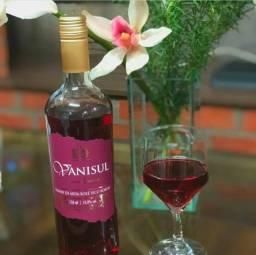 Vinho Rosê Bordô Seco - Vanisul