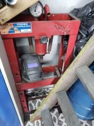 Prensa hidráulica 15 toneladas
