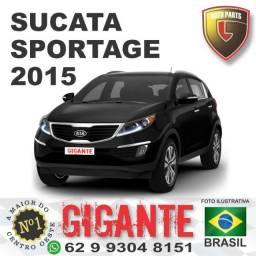 Sucata sportage 2015