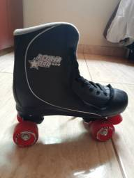 Vendo patins SEMI-NOVO