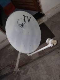 Antena para TV a cabo e TVbox