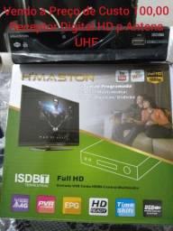 Receptor Digital HD UHF