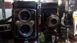 Câmeras fotográficas para decoração