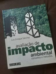 Livro avaliação de impacto ambiental