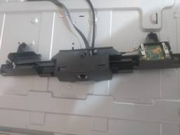 Placa WI-FI e Botão liga/desliga TV LG  mod 47LB5800