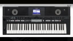 Vendo teclado psr s 650 bem conservado sampliado