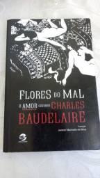 Livro Charles Baudelaire - As Flores do Mal