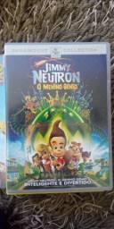 DVD Jimmy Neutron o Menino Gênio