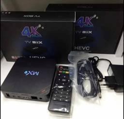 Tv box (transforme sua tv em smart)