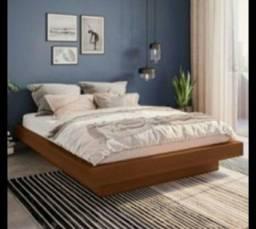 Base de cama planejada