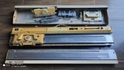 Maquina Trico Elgin Brother 840 Com Frontura
