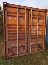 Container 6mts 20 pés DC