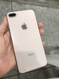 Iphone 8 plus ATÉ 12X CARTÃO
