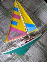 Barco para crianças a pilha