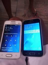 Vendo j1 mini e um Galaxy ace 4 neo