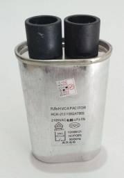 Capacitor para micro-ondas
