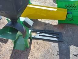 Triturador picadeira com base para motor